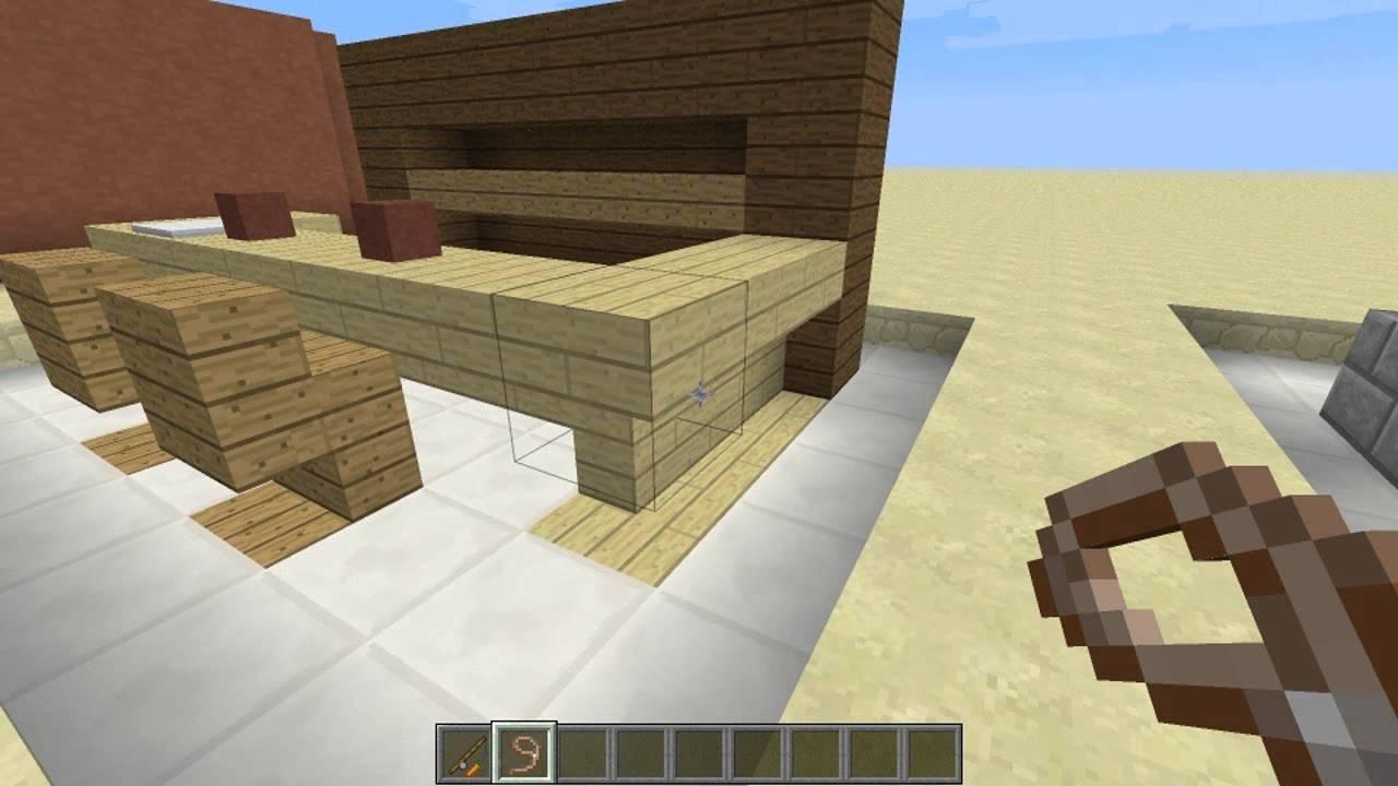 Bar Stühle minecraft architektur episode 23 atlas statue bar stühle und