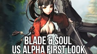 Blade & Soul (Free MMORPG): Watcha Playin