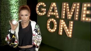 Becky Lynch is going to be on GameOn