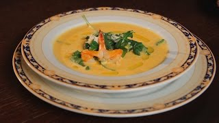 Тыквенный суп. Рецепт от шеф-повара
