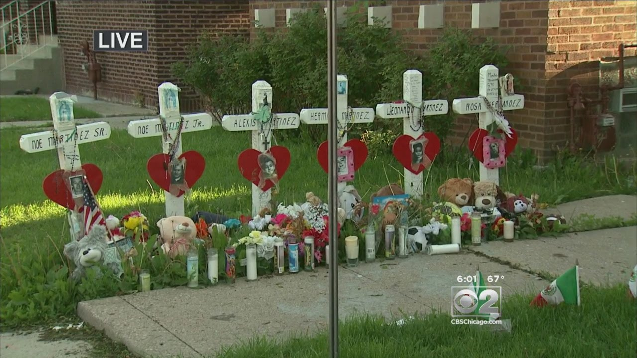 In Gage Park, A Sense Of Relief At Murder Charges