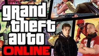 Simon & Chris play GTA Online #2 (Live stream highlights) - VideoGamer