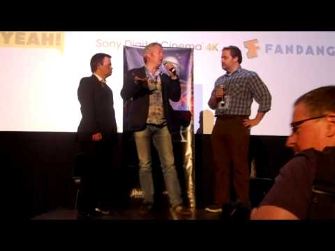 Fantastic Fest 2013 - DETECTIVE DOWNS Q&A with Devin Faraci