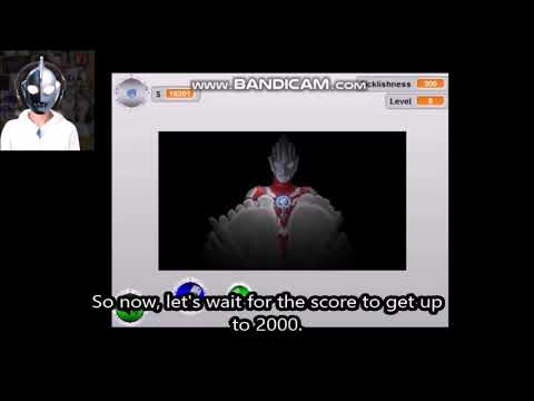 Lets Play Ultraman Orb Tickle Game