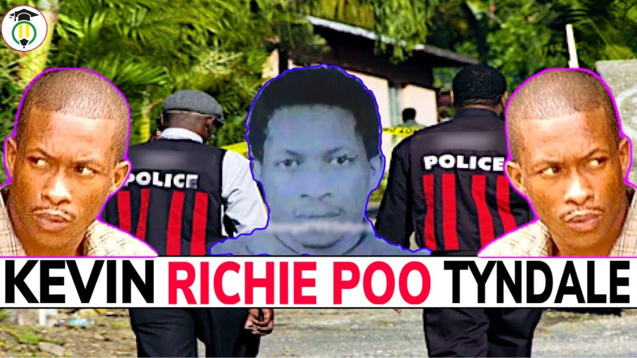 Who is Kevin RICHIE POO Tyndale? 🇯🇲