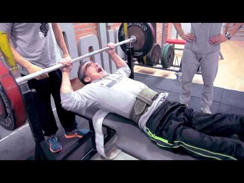 Sesión de entrenamiento en Sideropolis