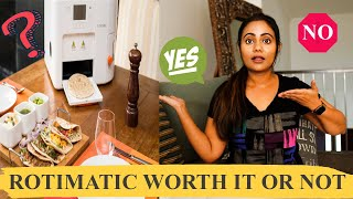 Rotimatic very realistic review || after using for 2 years || Indian in Australia || Hindi Vlogs
