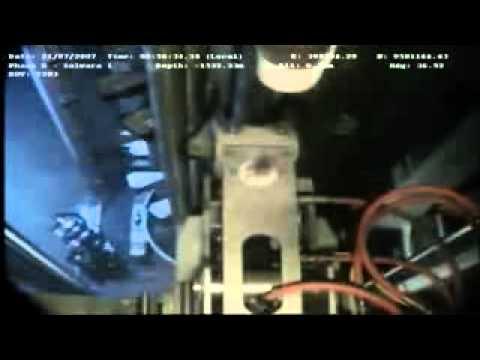 Nautilus Minerals - ROV Drill  MINING Video.wmv
