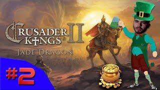 CRUSADER KINGS 2 - EU QUERO SANGUE!!! #2 (Gameplay/PC/PT-BR) HD