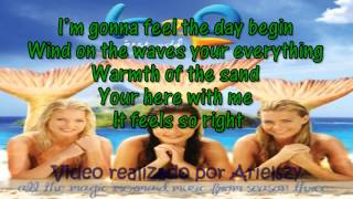 h2o canzoni indiana evans bella