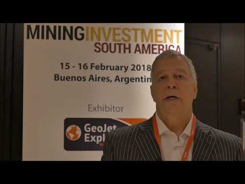 (Spanish) Interview with Daniel Meilan, Secretary, Ministry of Energy & Mining, Argentina