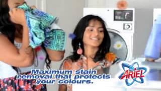 Ariel Liquid Detergent TV