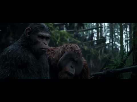 War for the Planet of the Apes | 'Apes Channel 4 Ad Break' | Official HD Video 2017