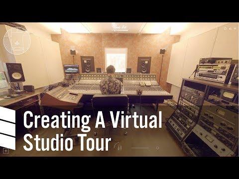 Creating A Virtual Studio Tour