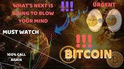 URGENT!!! IF BITCOIN BREAKS THIS FINAL PRICE - FULL ON BULL MODE | MUST SEE