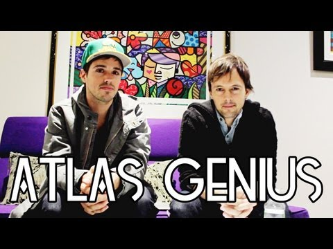 Atlas Genius Interview