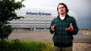 Планета футбола Владимира Стогниенко выпуск 21 Германия Мюнхен Май 2013
