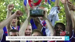 FRANCE vs CROATIE : Didier Deschamps, le chef d'orchestre
