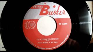 Prince Buster - Try A Little Tenderness