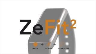 ZeFit Smart Watch by My Kronoz