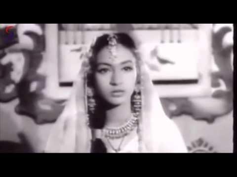 Jo Main Jaanti - Lata Mangeshkar - SHABAB - Nutan, Bharat Bhushan