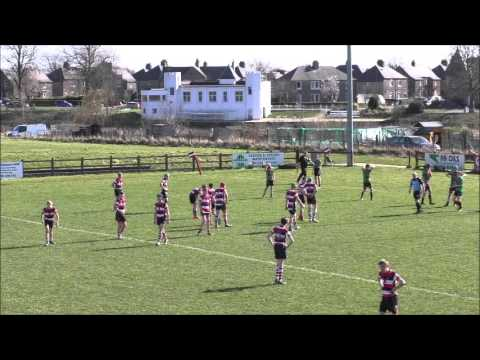 SCRFC U16 vs Highland U16 Caley Cup Semi-final