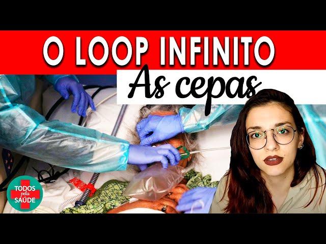 AS CEPAS   O LOOP INFINITO DA DOENÇA e COMO RESOLVER