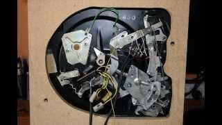 Restauración viejo tocadiscos
