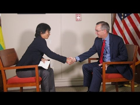 The Irrawaddy's Full-length Interview with the US Ambassador to Burma