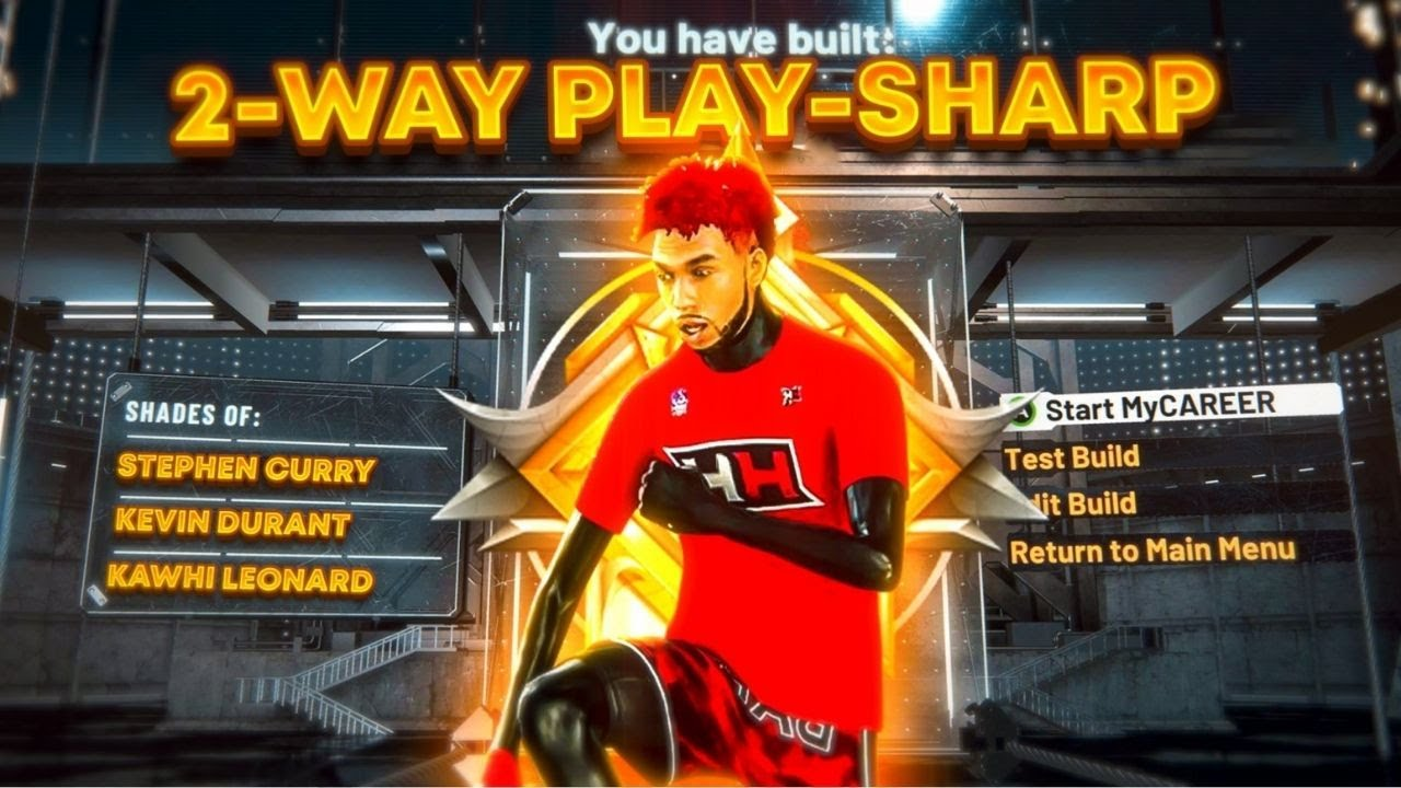 *NEW* 2-WAY DEMIG0D LEGEND BUILD IS UNGUARDABLE IN NBA2K21! RARE OP ISO BUILD IS THE NEW BEST BUILD!