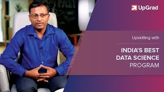 UpGrad Learners on Upskilling with India's Best Data Science Program!