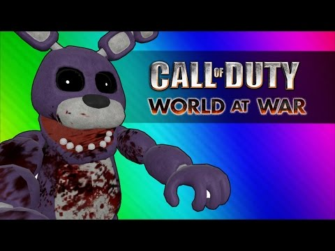 Thumbnail: WaW Zombies: Five Nights At Freddy's 4 Map + Most Difficult Map Ever!