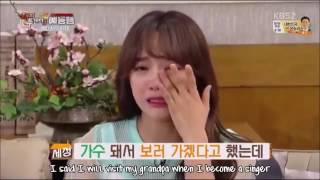 happy together 세정 sejeong 울지마 don t cry