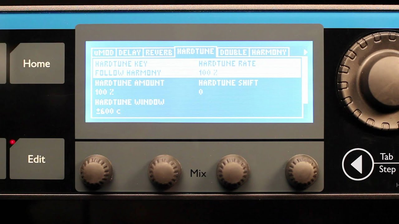 tc helicon voicelive rack manual