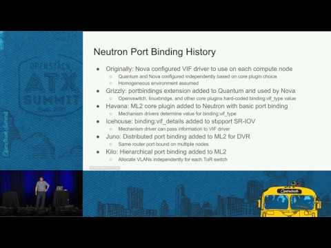 Understanding ML2 Port Binding