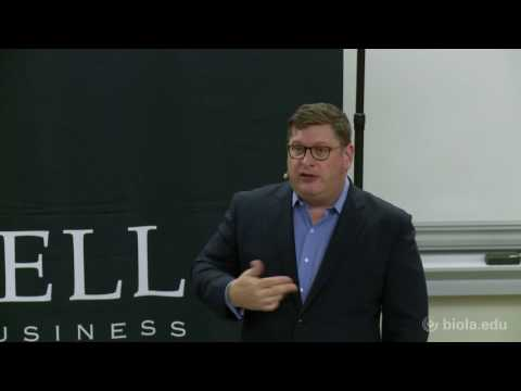 Kurt Keilhacker: Accelerating Change [Crowell Distinguished Lecture Series]