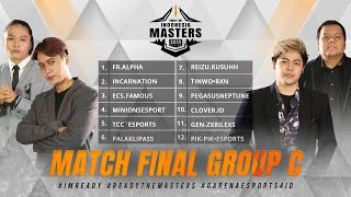 [2020] Free Fire Indonesia Masters 2020 Spring | Final Group C