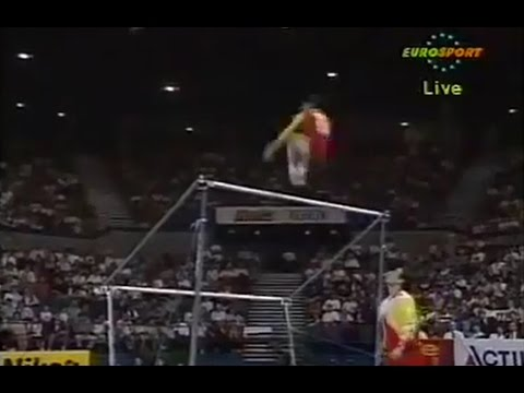 THE GAYLORD I, GAYLORD II AND VARIATIONS - RARE AND UNIQUE GYMNASTICS SKILLS - High Bar Uneven Bars