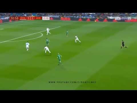 Download Real Madrid vs Leganes 1-2 (24.1.2018) HD