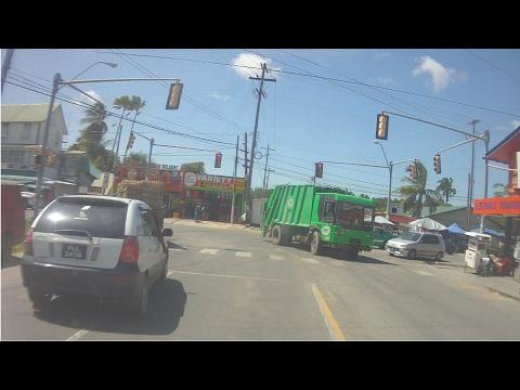 Guyana,Vreed- en- Hoop Junction and Stelling (HD)