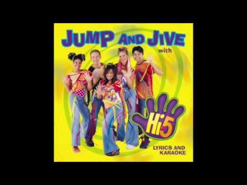 Hi-5 USA: 6 Five Senses (Karaoke | Instrumental)