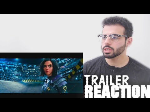 Alita: Battle Angel Official Trailer #3 Final Trailer Reaction And Review