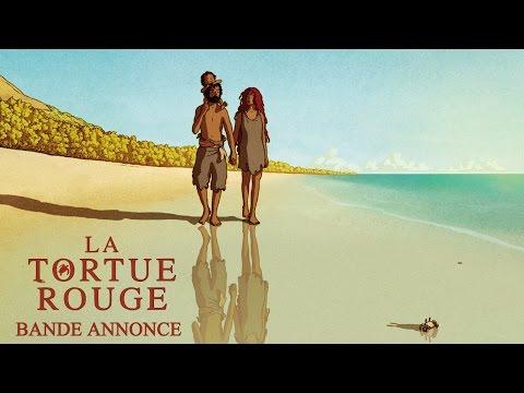 LA TORTUE ROUGE - Bande-annonce - Un film de Michael Dudok de Wit
