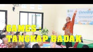 Ahmad Rosadi : Ice Breaking Games Indoor Menangkap Badak(Ahmad Rosadi adalah seorang Expert dan Trainer muda yang saat ini berdomisili di Denpasar, Bali. Dilahirkan di Berastagi Sumatera Utara . Sejak tahun 2009 ..., 2015-10-13T18:24:01.000Z)
