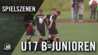 BC Efferen - SV Deutz 05 (U17 B-Jugend, Relegation zur Bezirksliga 2015) - Spielszenen