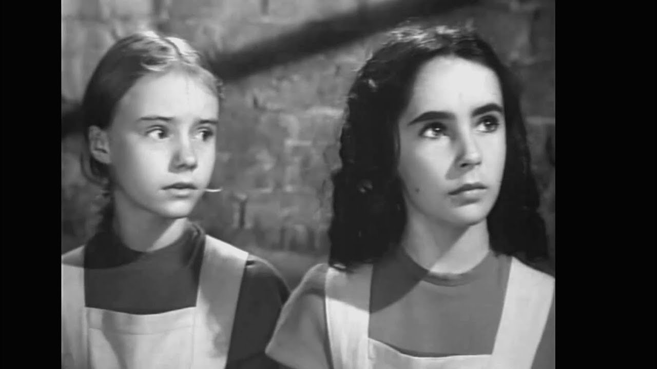 Classic Old Movie : Jane Eyre 1943