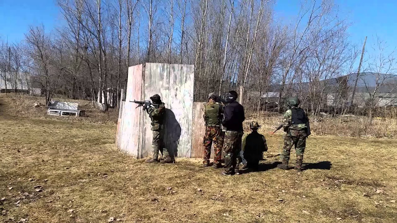 ironman paintball and airsoft openplay 03 14 2015 youtube