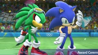 Mario and Sonic at the Rio 2016 Olympic Games - All Special Animations (Wii U)