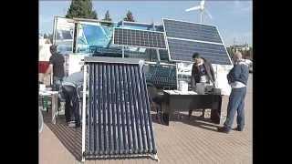 видео Сонячний колектор