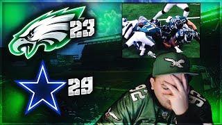WTF WAS THAT GAME?!   Eagles 23 Cowboys 29   Philadelphia Eagles Player Grades